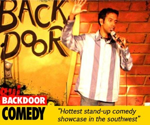 Backdoor Comedy Club