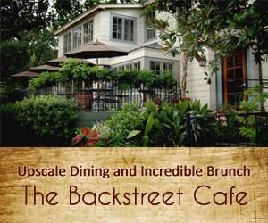 Backstreet Cafe