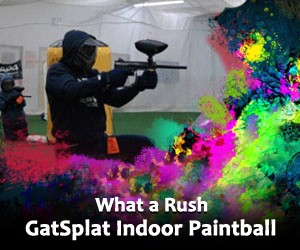 GatSplat Indoor Paintball