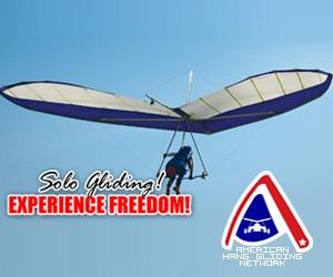 Hang Gliding in Dallas