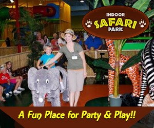 Indoor Safari Park