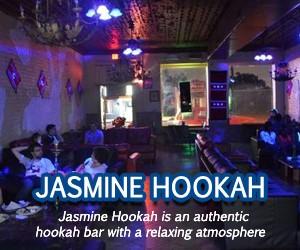 Jasmine Hookah