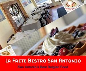 La Frite Bistro San Antonio