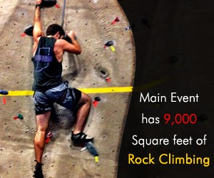 Main Event Rock Climbing Austin