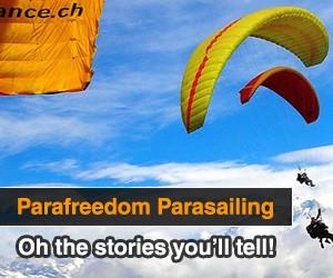 Parafreedom Parasailing
