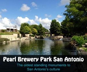 Pearl Brewery Park San Antonio