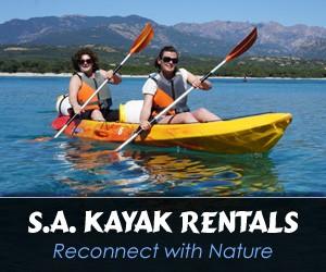 SA Kayak Rentals