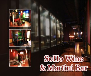 SoHo Wine & Martini Bar