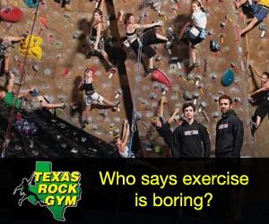 Texas Rock Gym