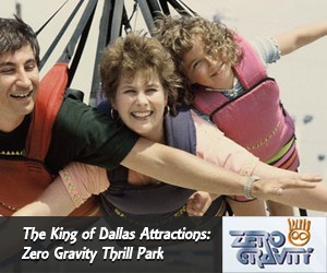 Zero Gravity Dallas